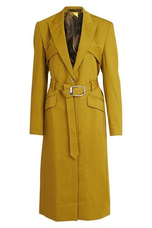 Thebe Magugu Long coat