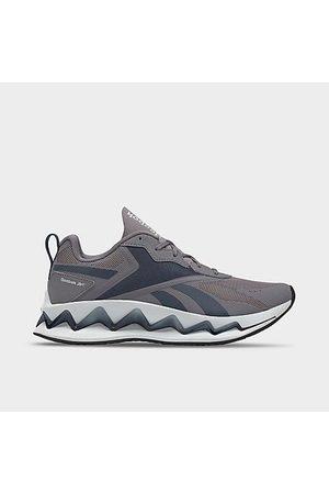 Reebok Women's Zig Elusion Energy Running Shoes in Grey Size 5.0