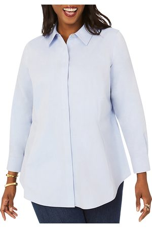 Foxcroft Cici Non Iron Tunic Top
