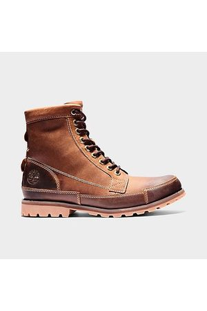Timberland Men's Earthkeepers® Original Leather 6-Inch Boots in Size 7.0