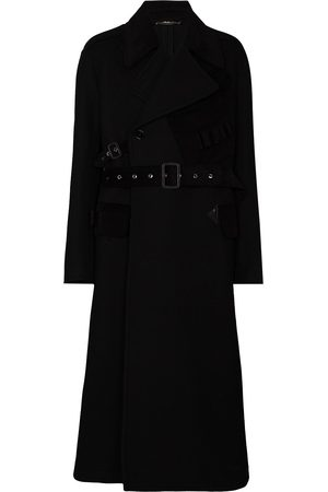 Dolce & Gabbana Double-breasted belted coat