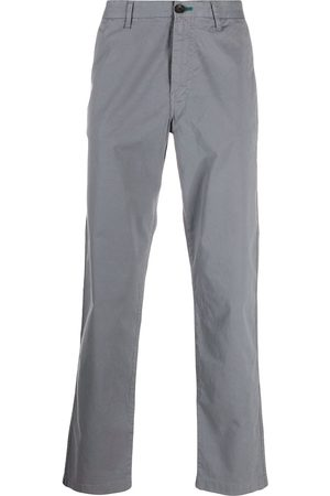 Paul Smith Stretch cotton chinos - Grey