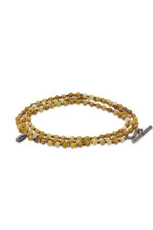 M. COHEN Silver Agora Bracelet/Necklace