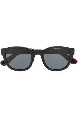 Polo Ralph Lauren Sunglasses - Check print sunglasses