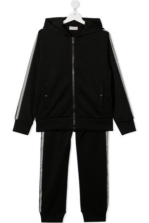 Moncler TEEN two-piece tracksuit set
