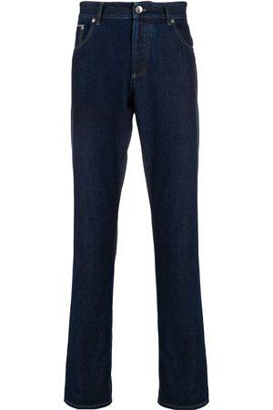 Brunello Cucinelli Men Straight - Straight-leg jeans