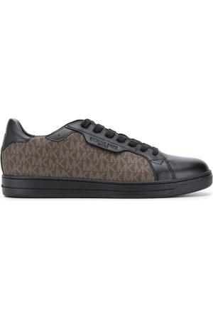 Michael Kors Men Sneakers - Keating logo-print sneakers