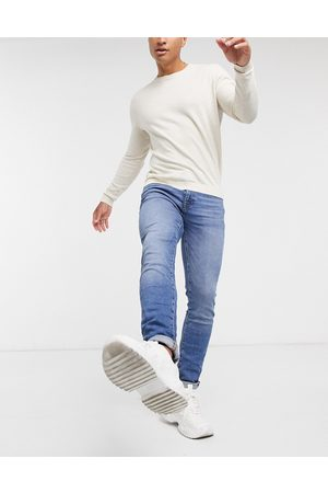 Selected Skinny jeans organic cotton in lightwash