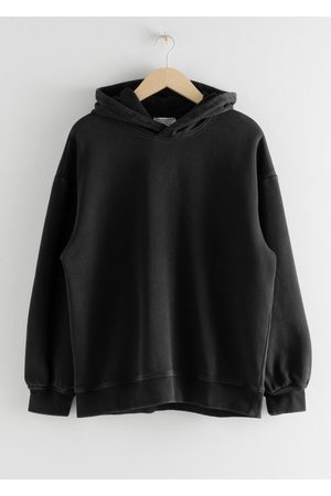 & OTHER STORIES Oversized Hooded Boxy Sweatshirt