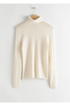 & OTHER STORIES Merino Wool Turtleneck