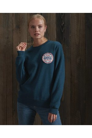 Superdry Limited Edition Standard Patch Crew Sweatshirt