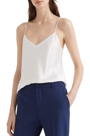 CLUB MONACO Women's Kora Satin Camisole