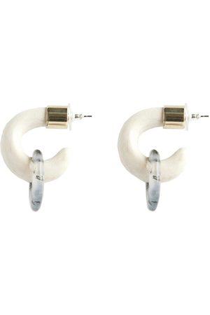 Pichulik Jade Hoop Earrings