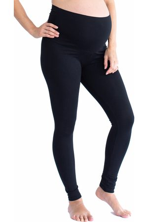 Angel Maternity Women's High Waist Maternity Leggings