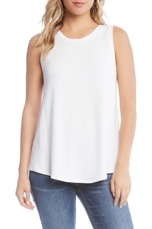 Karen Kane Women's French Terry Tank