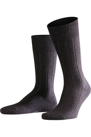 Falke Men's Lhasa Wool & Cashmere Dress Socks