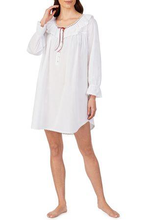 Eileen West Women's Cotton Lawn Short Nightgown