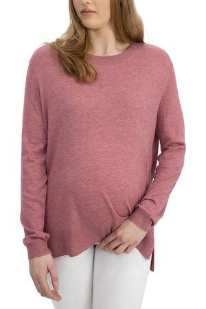 Angel Maternity Women's Oversize Maternity Sweater