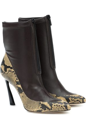 Jimmy Choo Brax leather ankle boots