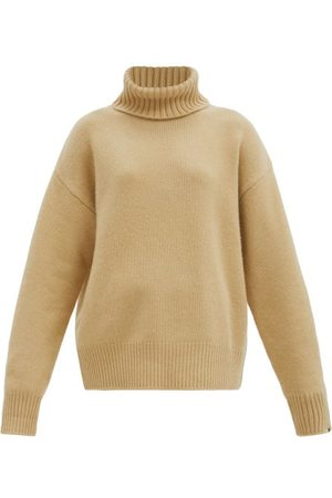 EXTREME CASHMERE No. 20 Oversize Extra Stretch-cashmere Sweater - Womens - Camel