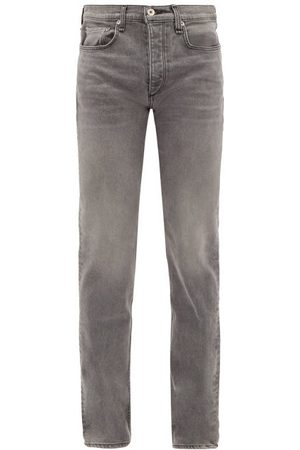 RAG&BONE Fit 2 Slim-leg Jeans - Mens - Grey