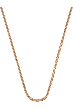 SuperJeweler (1.90 g) 0.9mm Square Foxtail Chain Necklace
