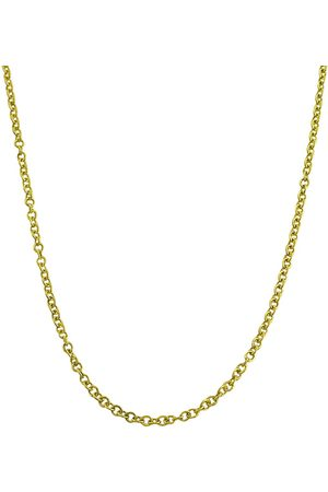 SuperJeweler (1.30 g) 1mm Open Cable Chain Necklace