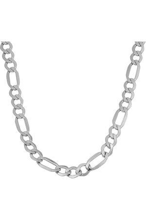 SuperJeweler (7.50 g) 5.6mm Semi-Solid Figaro Chain Necklace