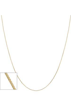 SuperJeweler (0.95 g) 0.6mm Venetian Box Chain Necklace