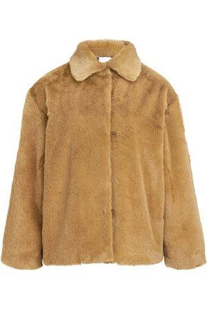 ROSEANNA Faux fur jacket