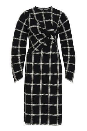 Stella McCartney Lumberjack detail dress