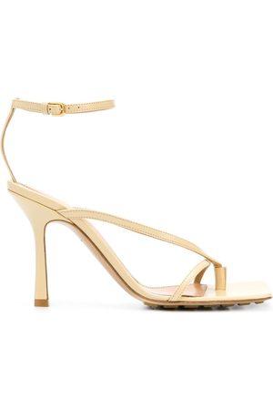 Bottega Veneta Stretch 90mm sandals - Neutrals