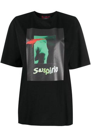Msgm Suspiria print T-shirt
