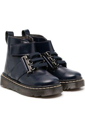 Babywalker Ankle-strap boots