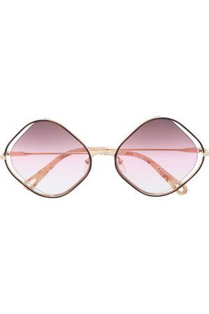 Chloé Square frame sunglasses