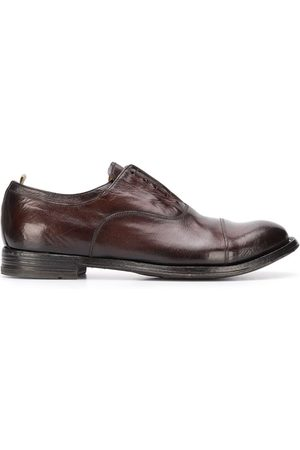 Officine creative Anatomia lace-less Derby shoes