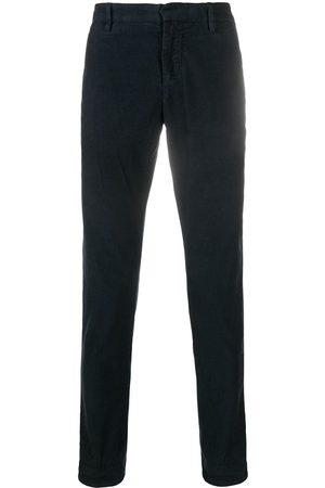 Dondup Men Skinny Pants - Gaubert corduroy slim-fit trousers