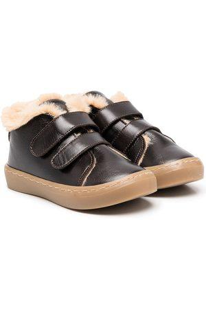 Babywalker Fur lined ankle boots