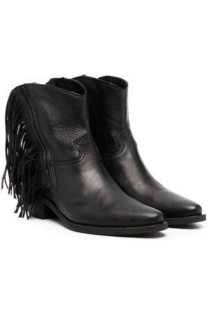 CINZIA ARAIA Tasselled cowboy boots