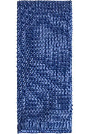Dolce & Gabbana Square tip tricot tie