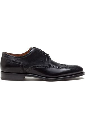 Dolce & Gabbana Brogue detail derby shoes