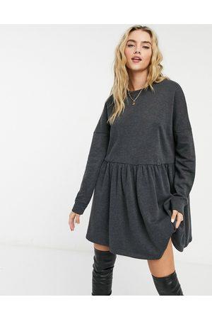 Noisy May Sweat mini dress in