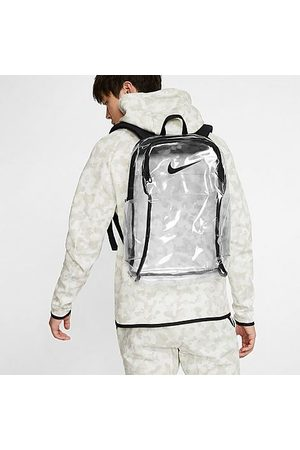 Nike Brasilia Clear Training Backpack in Polyester/Plastic