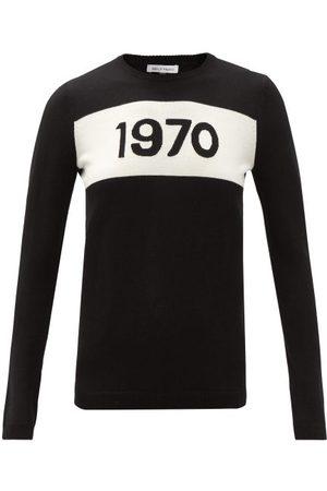 BELLA FREUD 1970-intarsia Wool Sweater - Womens