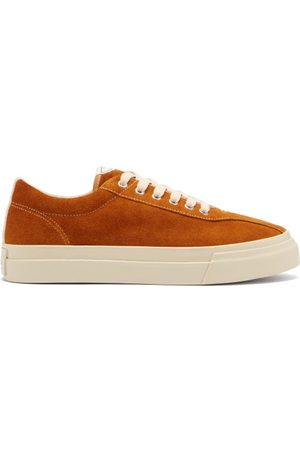Stepney Workers Club Dellow Suede Trainers - Mens