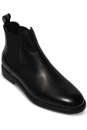 AllSaints Men's Harley Pull On Chelsea Boots