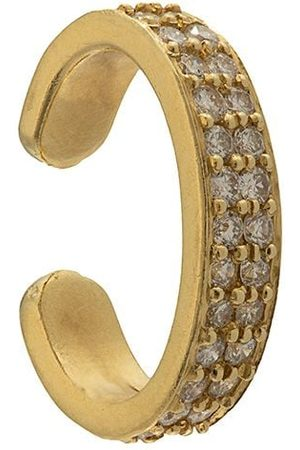 Anita 18kt yellow diamond ear cuff