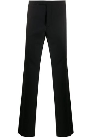 RAF SIMONS Straight leg tailored trousers