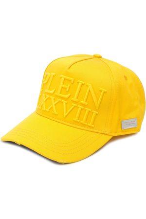 Philipp Plein Logo-embroidered cap