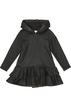 Moncler Stretch-cotton hoodie dress